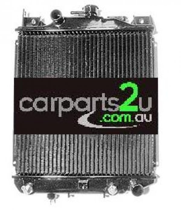 HOLDEN BARINA MF / MH  RADIATOR - New quality car parts & auto spares online Australia wide with the convenience of shopping from your own home. Carparts 2U Penrith Sydney