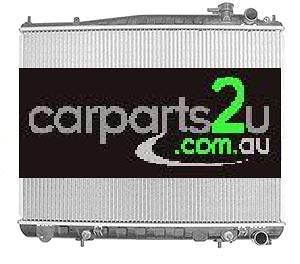 NISSAN PATHFINDER D21 UTE  RADIATOR - New quality car parts & auto spares online Australia wide with the convenience of shopping from your own home. Carparts 2U Penrith Sydney