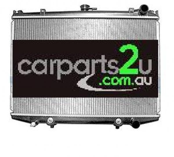 NISSAN NAVARA N15  RADIATOR - New quality car parts & auto spares online Australia wide with the convenience of shopping from your own home. Carparts 2U Penrith Sydney