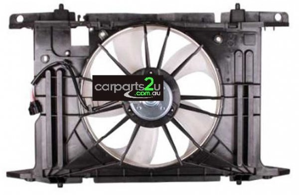 TOYOTA COROLLA ZRE182 HATCH  RADIATOR FAN ASSEMBLY - New quality car parts & auto spares online Australia wide with the convenience of shopping from your own home. Carparts 2U Penrith Sydney