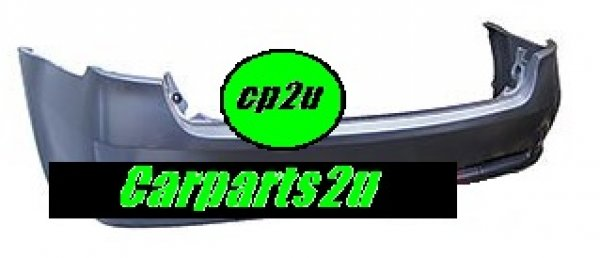 MITSUBISHI GRANDIS GRANDIS  REAR BUMPER - New quality car parts & auto spares online Australia wide with the convenience of shopping from your own home. Carparts 2U Penrith Sydney