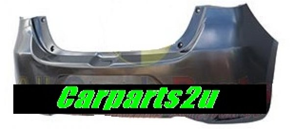 MAZDA  MAZDA 2 BJ PROTEGE / ASTINA   REAR BUMPER - New quality car parts & auto spares online Australia wide with the convenience of shopping from your own home. Carparts 2U Penrith Sydney