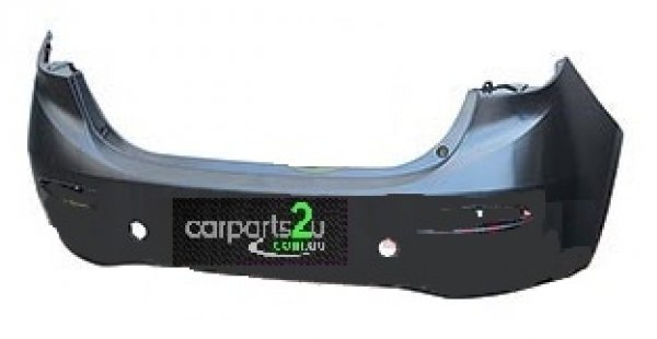 MAZDA MAZDA 3 MAZDA 6 GJ SERIES 2  REAR BUMPER - New quality car parts & auto spares online Australia wide with the convenience of shopping from your own home. Carparts 2U Penrith Sydney