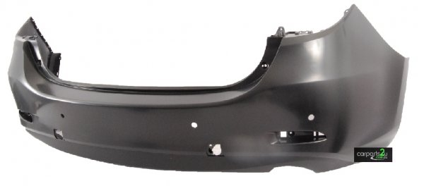 MAZDA MAZDA 6  MAZDA 3 BM  REAR BUMPER - New quality car parts & auto spares online Australia wide with the convenience of shopping from your own home. Carparts 2U Penrith Sydney