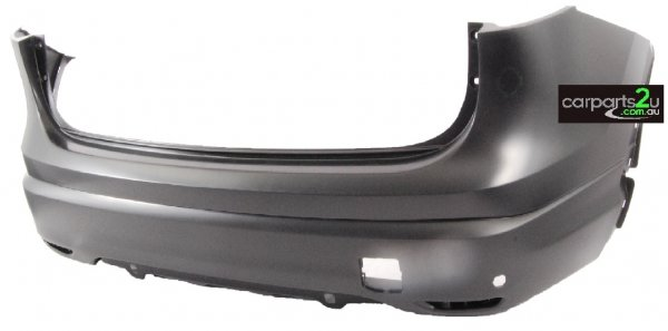 NISSAN QASHQAI QASHQAI J11  REAR BUMPER - New quality car parts & auto spares online Australia wide with the convenience of shopping from your own home. Carparts 2U Penrith Sydney
