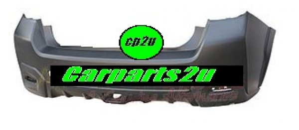 SUBARU XV IMPREZA G4  REAR BUMPER - New quality car parts & auto spares online Australia wide with the convenience of shopping from your own home. Carparts 2U Penrith Sydney
