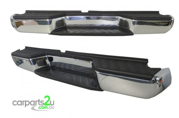 NISSAN NAVARA C12 HATCH  REAR BUMPER - New quality car parts & auto spares online Australia wide with the convenience of shopping from your own home. Carparts 2U Penrith Sydney