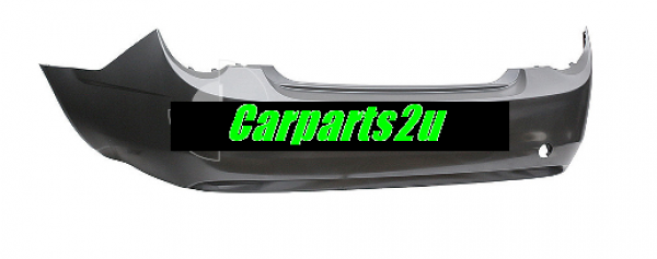 HOLDEN BARINA RA  REAR BUMPER - New quality car parts & auto spares online Australia wide with the convenience of shopping from your own home. Carparts 2U Penrith Sydney