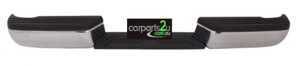 FORD COURIER FIESTA WP/WQ  REAR BUMPER - New quality car parts & auto spares online Australia wide with the convenience of shopping from your own home. Carparts 2U Penrith Sydney