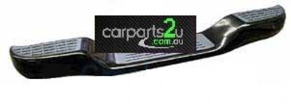FORD COURIER PC  REAR BUMPER - New quality car parts & auto spares online Australia wide with the convenience of shopping from your own home. Carparts 2U Penrith Sydney