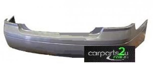 TO SUIT FORD FALCON BA / BF  REAR BUMPER  NA - UPPER REAR BUMPER TO SUIT FORD FALCON BA & BF SERIES 1 SEDAN MODELS BETWEEN 2002-2006  - New quality car parts & auto spares online Australia wide with the convenience of shopping from your own home. Carparts 2U Penrith Sydney