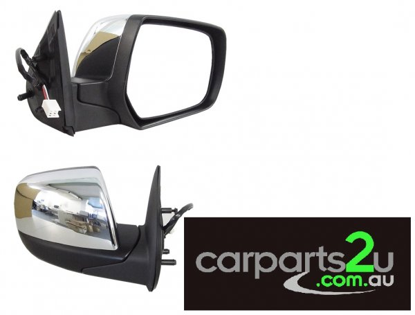 FORD RANGER FG SERIES 1  FRONT DOOR MIRROR - New quality car parts & auto spares online Australia wide with the convenience of shopping from your own home. Carparts 2U Penrith Sydney