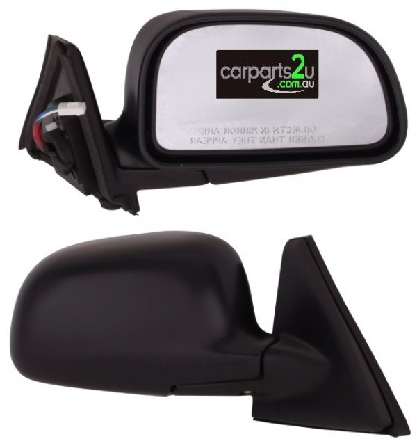 MITSUBISHI MIRAGE MIRAGE CE  FRONT DOOR MIRROR - New quality car parts & auto spares online Australia wide with the convenience of shopping from your own home. Carparts 2U Penrith Sydney