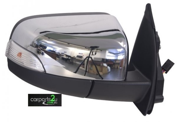 FORD RANGER RANGER UTE PX SERIES 2  FRONT DOOR MIRROR - New quality car parts & auto spares online Australia wide with the convenience of shopping from your own home. Carparts 2U Penrith Sydney