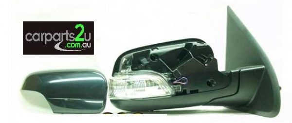 FORD TERRITORY TERRITORY SX/SY  FRONT DOOR MIRROR - New quality car parts & auto spares online Australia wide with the convenience of shopping from your own home. Carparts 2U Penrith Sydney