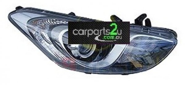 HYUNDAI I30 TUSCON WAGON  HEAD LIGHT - New quality car parts & auto spares online Australia wide with the convenience of shopping from your own home. Carparts 2U Penrith Sydney