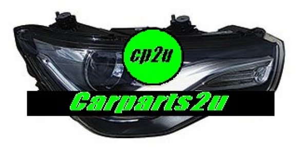 AUDI S1 A1  HEAD LIGHT - New quality car parts & auto spares online Australia wide with the convenience of shopping from your own home. Carparts 2U Penrith Sydney
