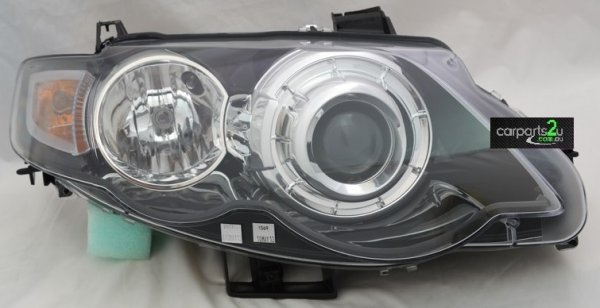 FORD FALCON FG SERIES 2  HEAD LIGHT - New quality car parts & auto spares online Australia wide with the convenience of shopping from your own home. Carparts 2U Penrith Sydney