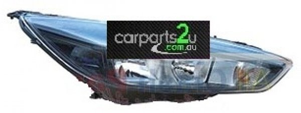 To suit FORD FOCUS FOCUS LR  HEAD LIGHT - New quality car parts & auto spares online Australia wide with the convenience of shopping from your own home. Carparts 2U Penrith Sydney