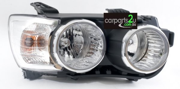 HOLDEN BARINA TF  HEAD LIGHT - New quality car parts & auto spares online Australia wide with the convenience of shopping from your own home. Carparts 2U Penrith Sydney