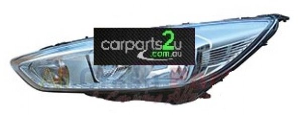 FORD FOCUS FG SERIES 1  HEAD LIGHT - New quality car parts & auto spares online Australia wide with the convenience of shopping from your own home. Carparts 2U Penrith Sydney