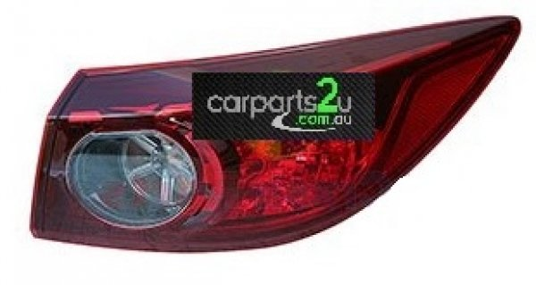 MAZDA MAZDA 3 CX-5 KE  TAIL LIGHT - New quality car parts & auto spares online Australia wide with the convenience of shopping from your own home. Carparts 2U Penrith Sydney
