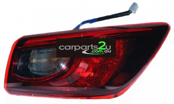 MAZDA CX-3 EP  TAIL LIGHT - New quality car parts & auto spares online Australia wide with the convenience of shopping from your own home. Carparts 2U Penrith Sydney