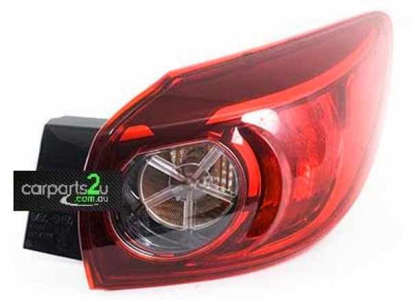 MAZDA MAZDA 3 MAZDA 3 BM  TAIL LIGHT - New quality car parts & auto spares online Australia wide with the convenience of shopping from your own home. Carparts 2U Penrith Sydney