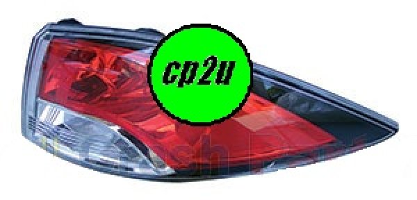 MAZDA MAZDA 2 MAZDA 2 DE  TAIL LIGHT - New quality car parts & auto spares online Australia wide with the convenience of shopping from your own home. Carparts 2U Penrith Sydney