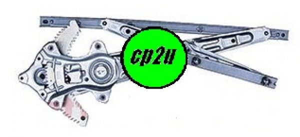 MITSUBISHI MIRAGE CG  WINDOW REGULATOR - New quality car parts & auto spares online Australia wide with the convenience of shopping from your own home. Carparts 2U Penrith Sydney