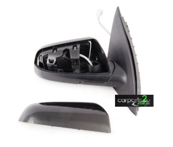 HOLDEN COMMODORE VF  FRONT DOOR MIRROR - New quality car parts & auto spares online Australia wide with the convenience of shopping from your own home. Carparts 2U Penrith Sydney