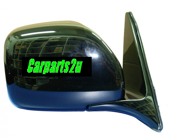 TOYOTA LANDCRUISER 100 SERIES  FRONT DOOR MIRROR - New quality car parts & auto spares online Australia wide with the convenience of shopping from your own home. Carparts 2U Penrith Sydney
