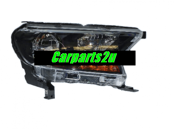 FORD EVEREST EVEREST UA WAGON  HEAD LIGHT - New quality car parts & auto spares online Australia wide with the convenience of shopping from your own home. Carparts 2U Penrith Sydney