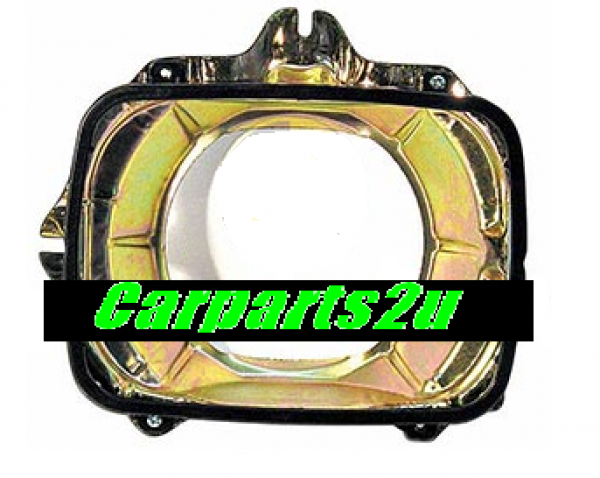 TOYOTA HILUX HILUX UTE 4WD  HEAD LIGHT HOUSING - New quality car parts & auto spares online Australia wide with the convenience of shopping from your own home. Carparts 2U Penrith Sydney
