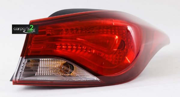 HYUNDAI ELANTRA ELANTRA MD SERIES 2  TAIL LIGHT - New quality car parts & auto spares online Australia wide with the convenience of shopping from your own home. Carparts 2U Penrith Sydney