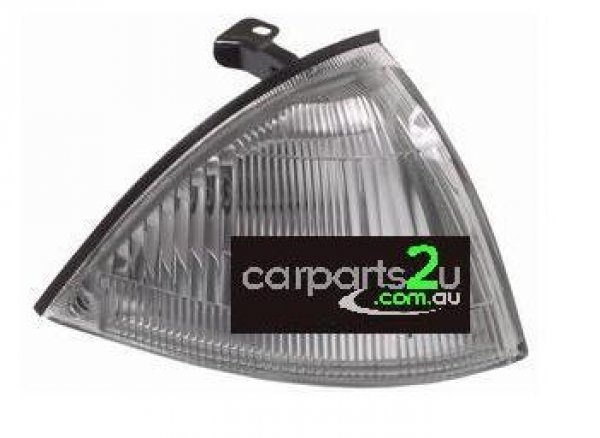 HOLDEN BARINA MF / MH  FRONT CORNER LIGHT - New quality car parts & auto spares online Australia wide with the convenience of shopping from your own home. Carparts 2U Penrith Sydney