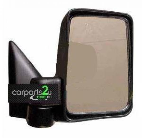 TOYOTA TOWNACE TOWNACE VAN  FRONT DOOR MIRROR - New quality car parts & auto spares online Australia wide with the convenience of shopping from your own home. Carparts 2U Penrith Sydney