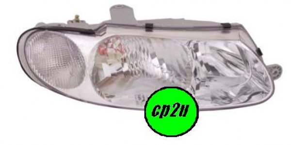 HOLDEN COMMODORE VT  HEAD LIGHT - New quality car parts & auto spares online Australia wide with the convenience of shopping from your own home. Carparts 2U Penrith Sydney