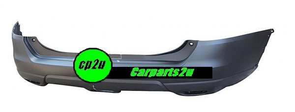 NISSAN X-TRAIL T30  REAR BUMPER - New quality car parts & auto spares online Australia wide with the convenience of shopping from your own home. Carparts 2U Penrith Sydney