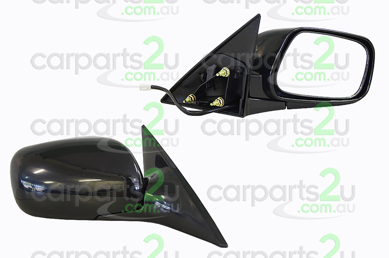 TOYOTA CAMRY ACV36 / MCV36  FRONT DOOR MIRROR - New quality car parts & auto spares online Australia wide with the convenience of shopping from your own home. Carparts 2U Penrith Sydney