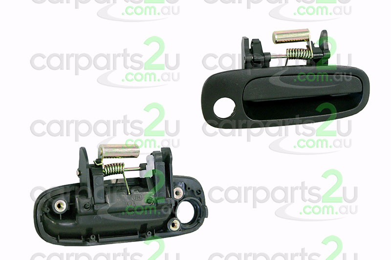 TOYOTA COROLLA AE112  DOOR HANDLE - New quality car parts & auto spares online Australia wide with the convenience of shopping from your own home. Carparts 2U Penrith Sydney