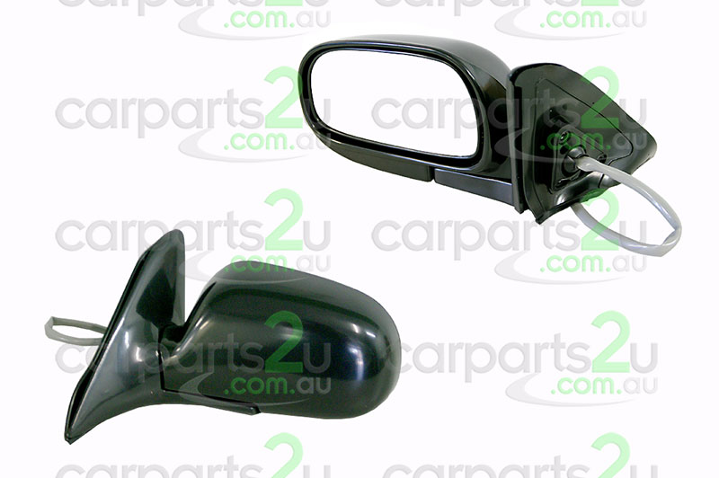 TOYOTA COROLLA ACV40  FRONT DOOR MIRROR - New quality car parts & auto spares online Australia wide with the convenience of shopping from your own home. Carparts 2U Penrith Sydney