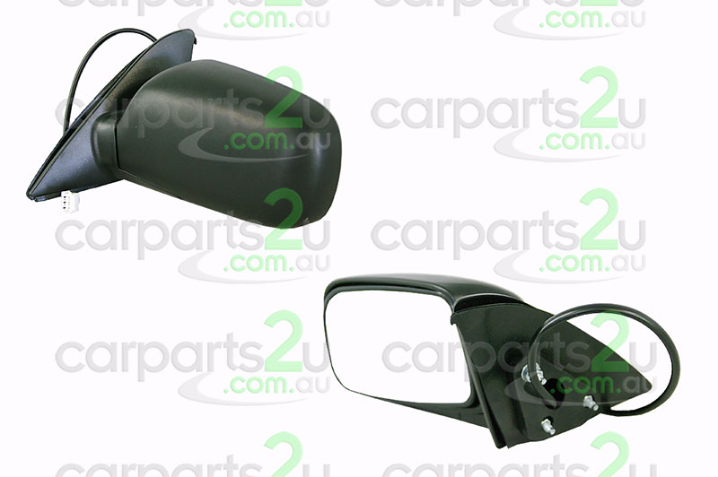 TOYOTA COROLLA AE101/AE102  FRONT DOOR MIRROR - New quality car parts & auto spares online Australia wide with the convenience of shopping from your own home. Carparts 2U Penrith Sydney