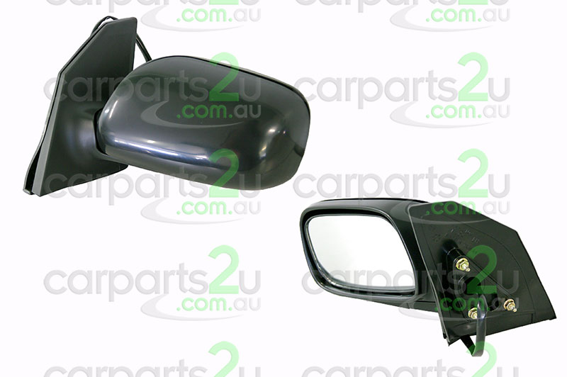 TOYOTA COROLLA AE112  FRONT DOOR MIRROR - New quality car parts & auto spares online Australia wide with the convenience of shopping from your own home. Carparts 2U Penrith Sydney