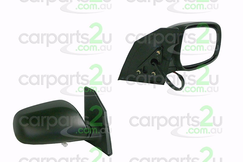 TOYOTA COROLLA ZZE122  FRONT DOOR MIRROR - New quality car parts & auto spares online Australia wide with the convenience of shopping from your own home. Carparts 2U Penrith Sydney