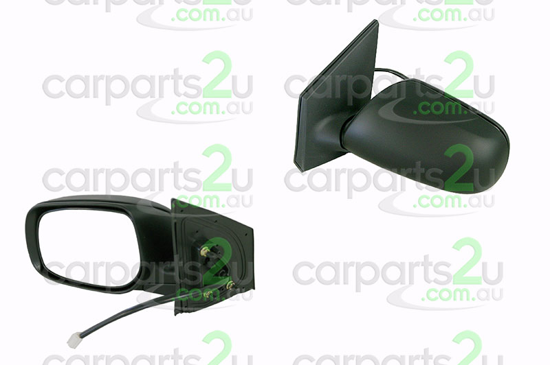 TOYOTA COROLLA ZRE152/ZRE153 HATCH  FRONT DOOR MIRROR - New quality car parts & auto spares online Australia wide with the convenience of shopping from your own home. Carparts 2U Penrith Sydney