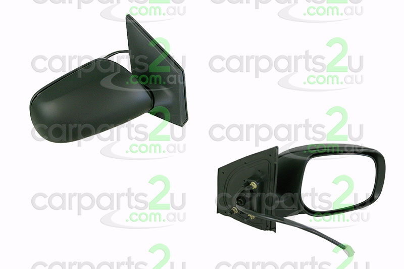 TOYOTA COROLLA ZRE152/ZRE153 SEDAN  FRONT DOOR MIRROR - New quality car parts & auto spares online Australia wide with the convenience of shopping from your own home. Carparts 2U Penrith Sydney