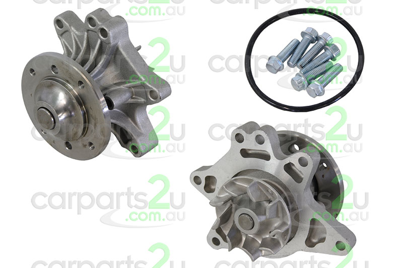 TO SUIT TOYOTA COROLLA ZZE122  WATER PUMP  NA - BRAND NEW WATER PUMP TO SUIT TOYOTA COROLLA ZZE122/123 (SOUTH AFRICAN BUILD MODELS) BETWEEN 5/03-4/06 (1.8L MODELS)