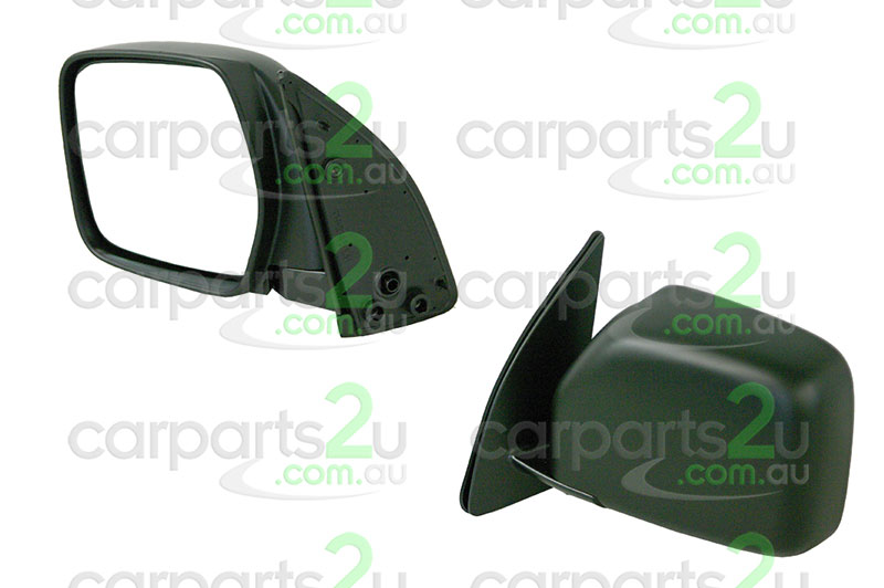 TOYOTA HIACE HIACE VAN  FRONT DOOR MIRROR - New quality car parts & auto spares online Australia wide with the convenience of shopping from your own home. Carparts 2U Penrith Sydney