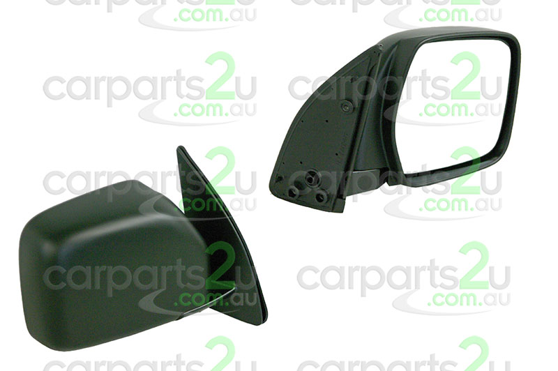 TOYOTA HIACE HIACE SBV  FRONT DOOR MIRROR - New quality car parts & auto spares online Australia wide with the convenience of shopping from your own home. Carparts 2U Penrith Sydney